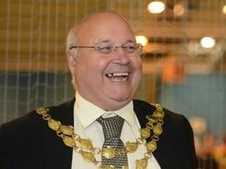 Ex-Sandwell mayor Derek Rowley at centre of injury accusation