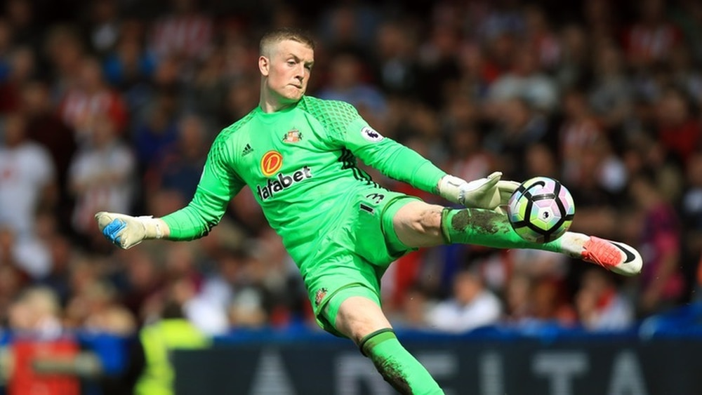 fb57741ae Sunderland could recoup as much as £30million from Jordan Pickford s  transfer (Mike Egerton PA)