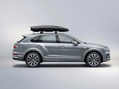 Sporty Akrapovic exhaust among new range of Bentley Bentayga accessories