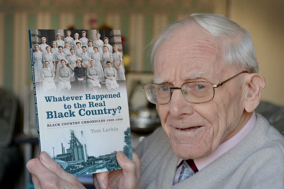 Historian Tom Larkin