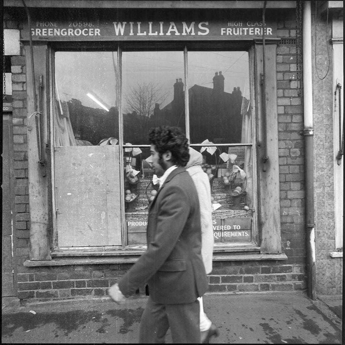 Jack Williams the grocery shop