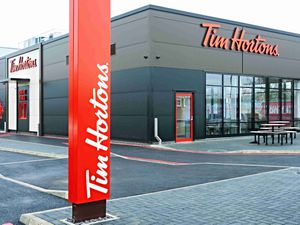 The popular Canadian coffee chain will be opening a new drive-thru restaurant at Bentley Bridge
