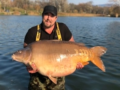 WATCH: Black Country angler nets 'monster' 102lb carp
