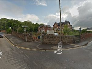 A Google Street View Image From 2019 Of The Site On The Corner Of Stone Road And Cooperative Street Stafford Where 30 Sheltered Apartments Were Proposed
