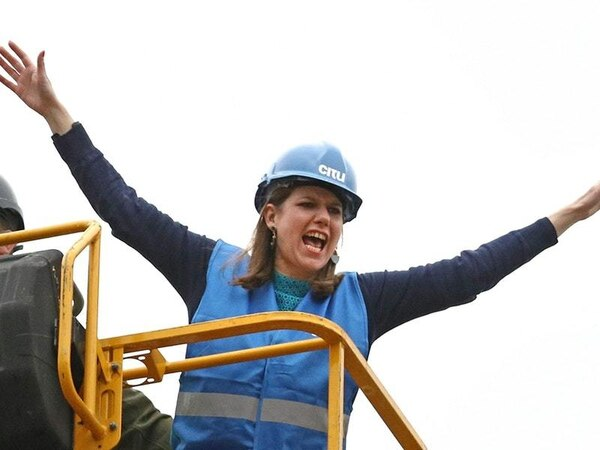 In Pictures: Swinson goes up in the world while Corbyn has plenty on his plate