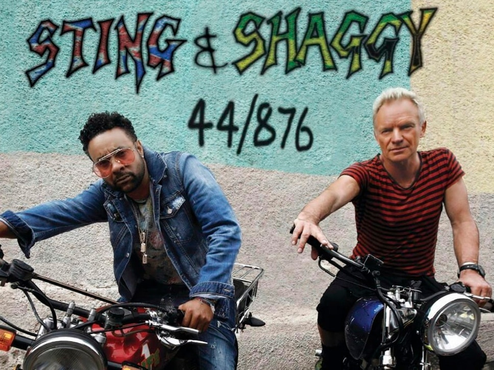 Sting & Shaggy, 44/876 - album review