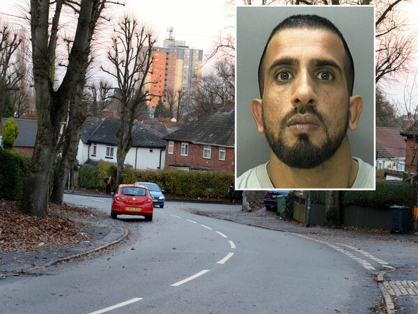 Machete attacker who tried to kill woman and boy aged two is jailed for 28 years