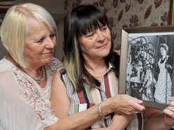 Woman discovers rare photograph of her mother on Express & Star archive