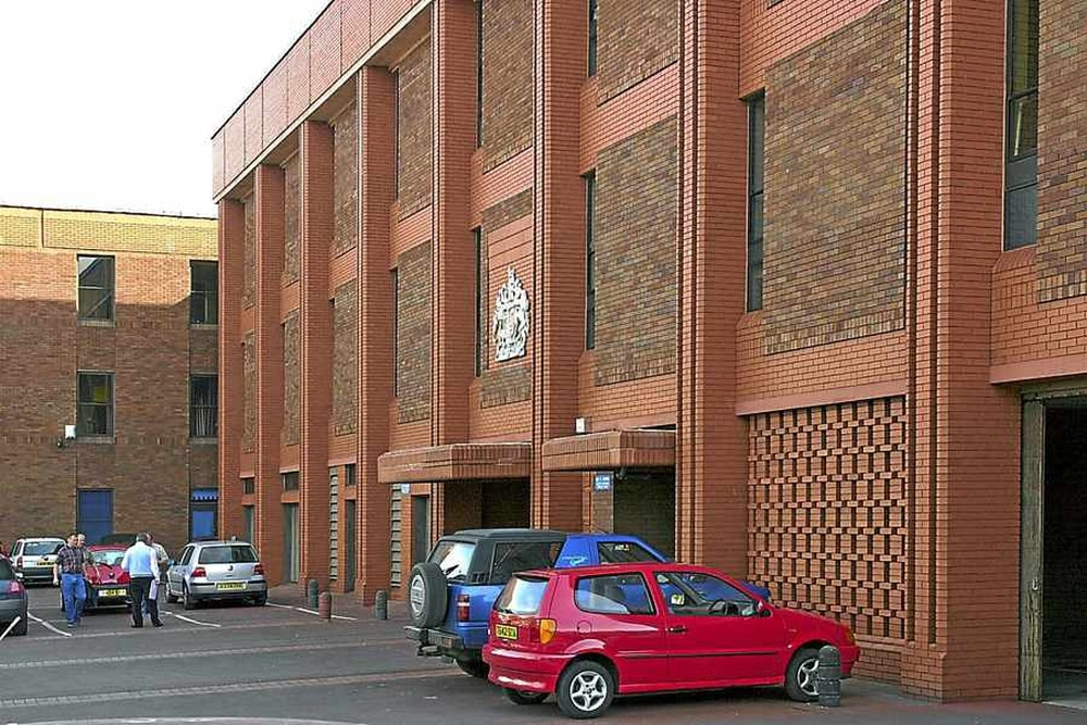 Stafford Magistrates' Court to close under cuts   Express & Star
