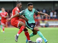 Winger Wes McDonald aims to stay at Walsall
