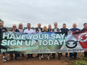 Residents across the region, including here in Stourbridge, are campaigning against green belt development