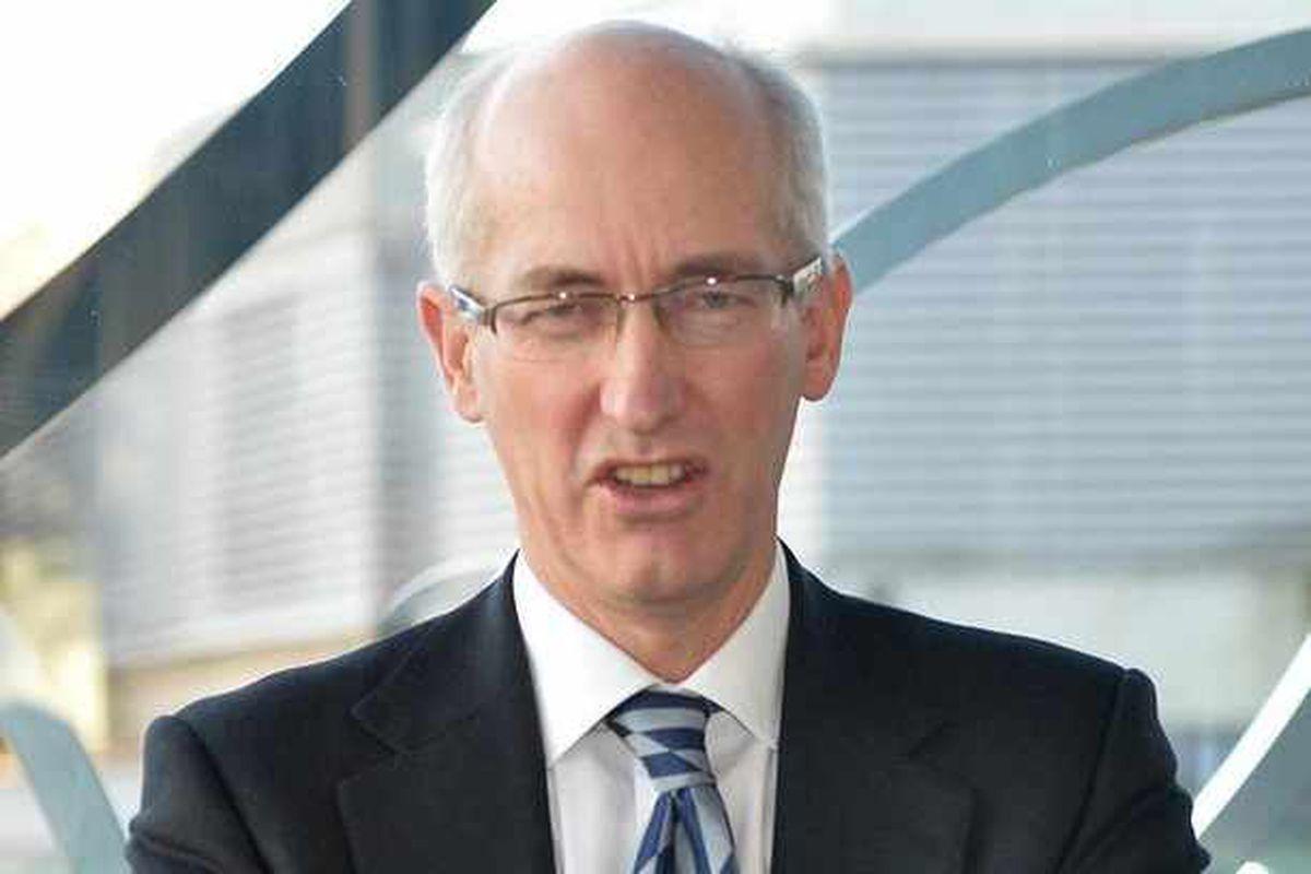 Sir David Higgins, £240,000 for three-day week