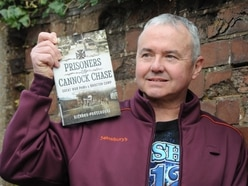 Life of German prisoners of war on Cannock Chase told in new book