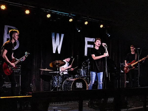 Walsall/Solihull outfit The Punk Monkeys riding Wave of debut single - unsigned column