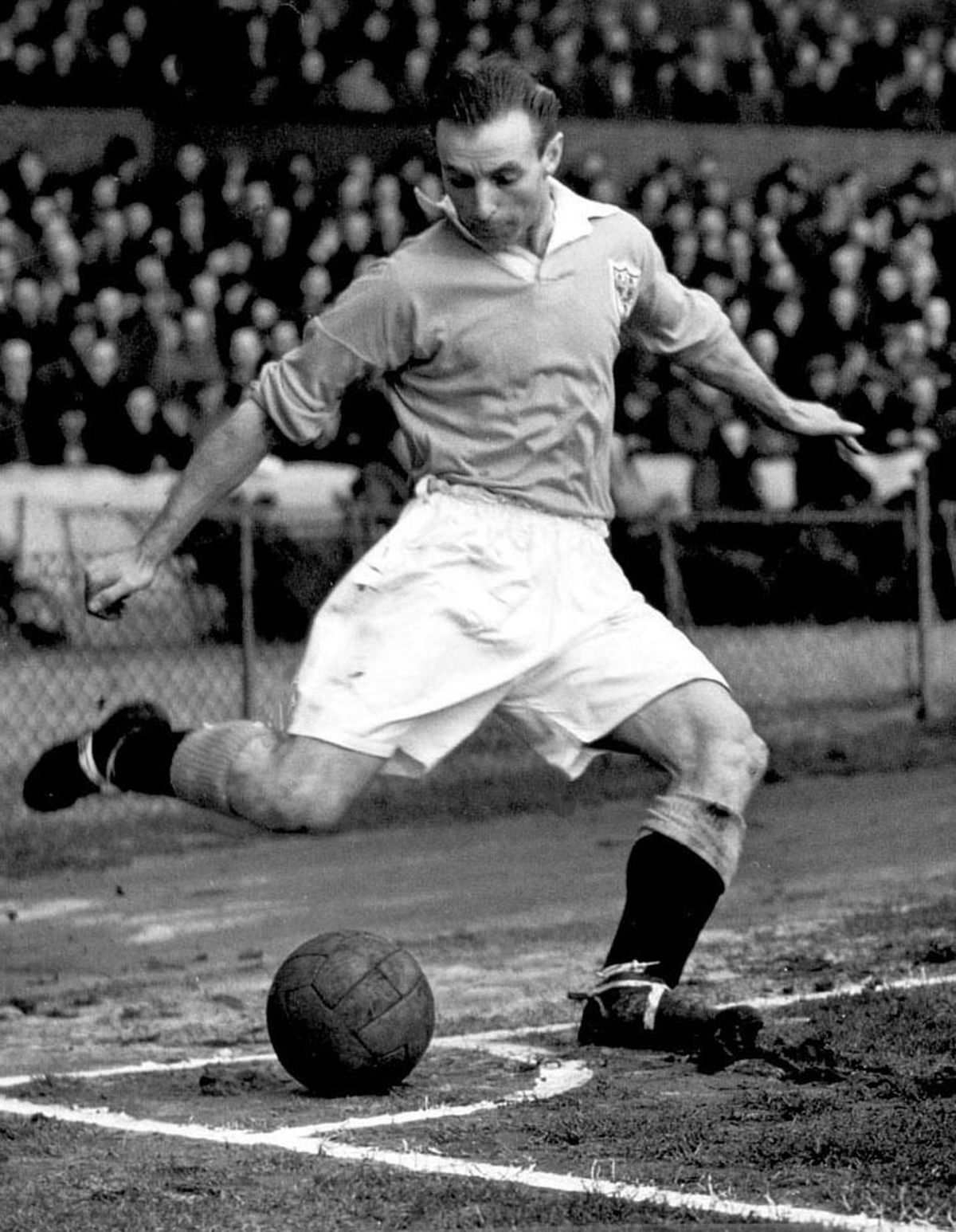 Stanley Matthews had a role in discovering the recipe that led to the Walkers crisps we know and love today