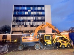 Walsall police station demolition to start
