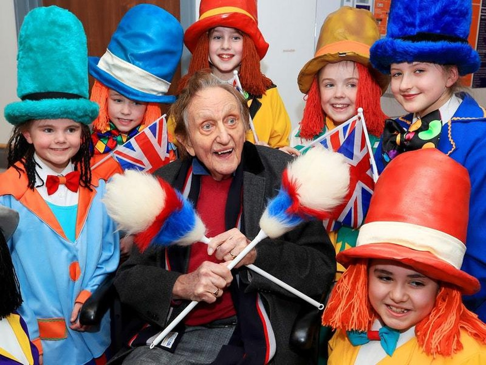 Comedy legend Sir Ken Dodd passes away