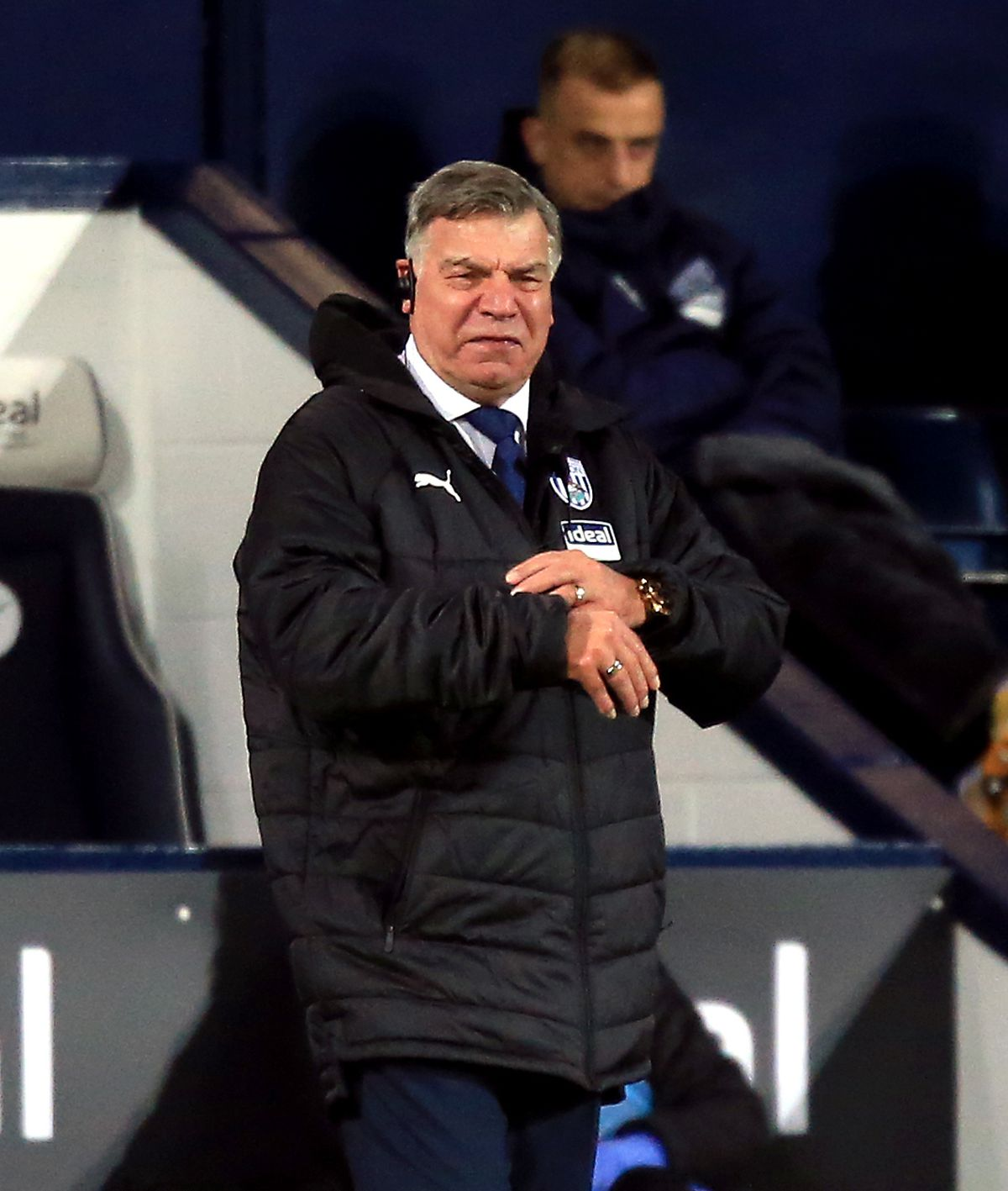 Sam Allardyce Has Personal Pride Riding On West Brom Relegation Fight Express Star