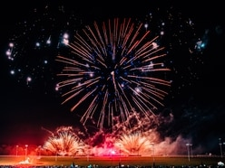West Midlands fireworks spectaculars light up the skies - with pictures