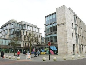 Staffordshire County Council's headquarters