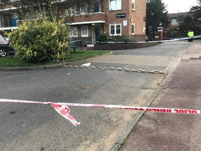 Woman 'traumatised' after trying to save teenager stabbed to death outside party
