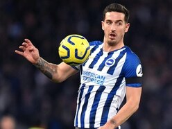Lewis Dunk believes Arsenal's disgruntled fanbase helped Brighton to victory