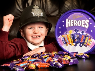 Express & Star comment: Boy's gesture was very sweet touch
