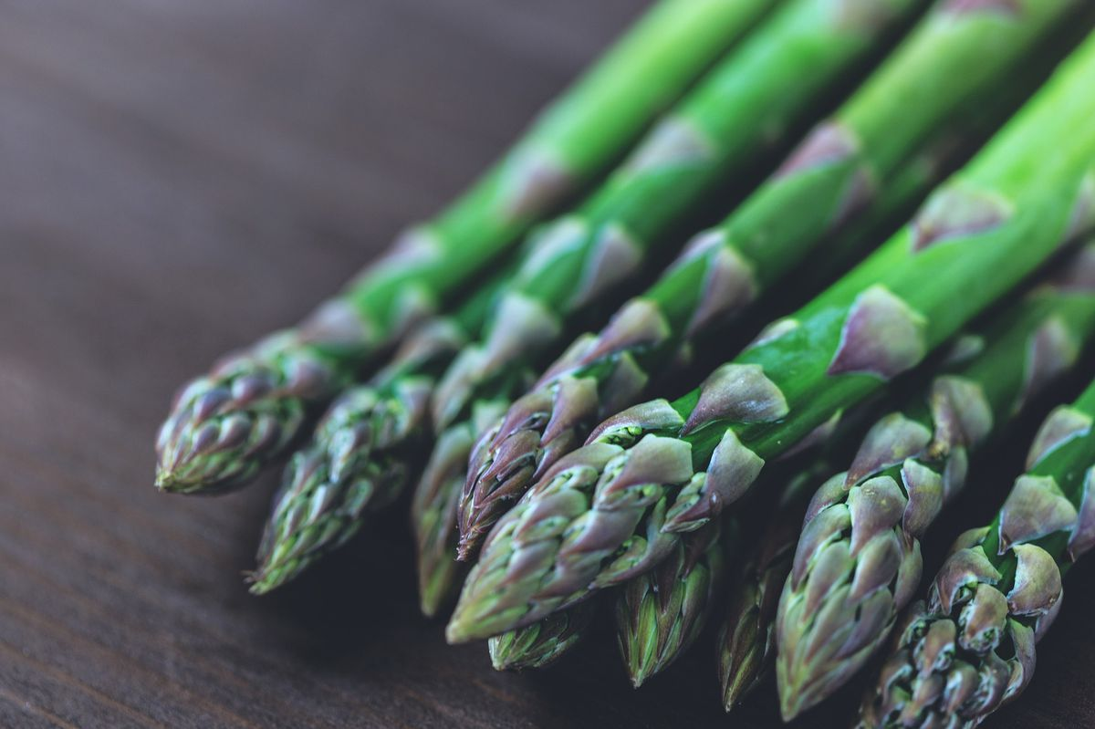 Asparagus, it's the future
