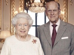 Queen and Duke star in new portraits to mark 70th wedding anniversary