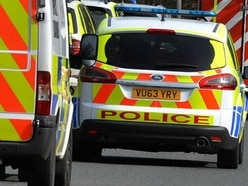Delays after three-vehicle crash in Coseley