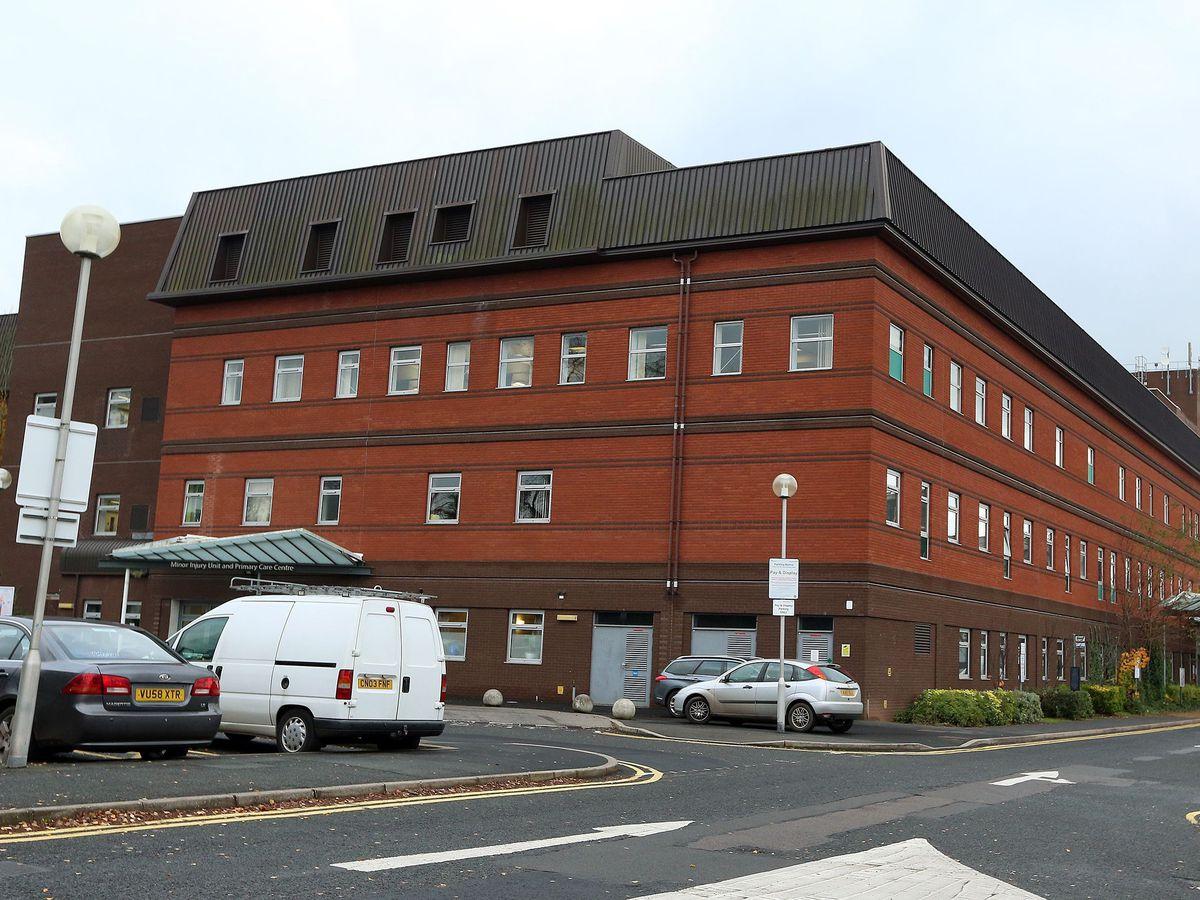 Kidderminster General Hospital