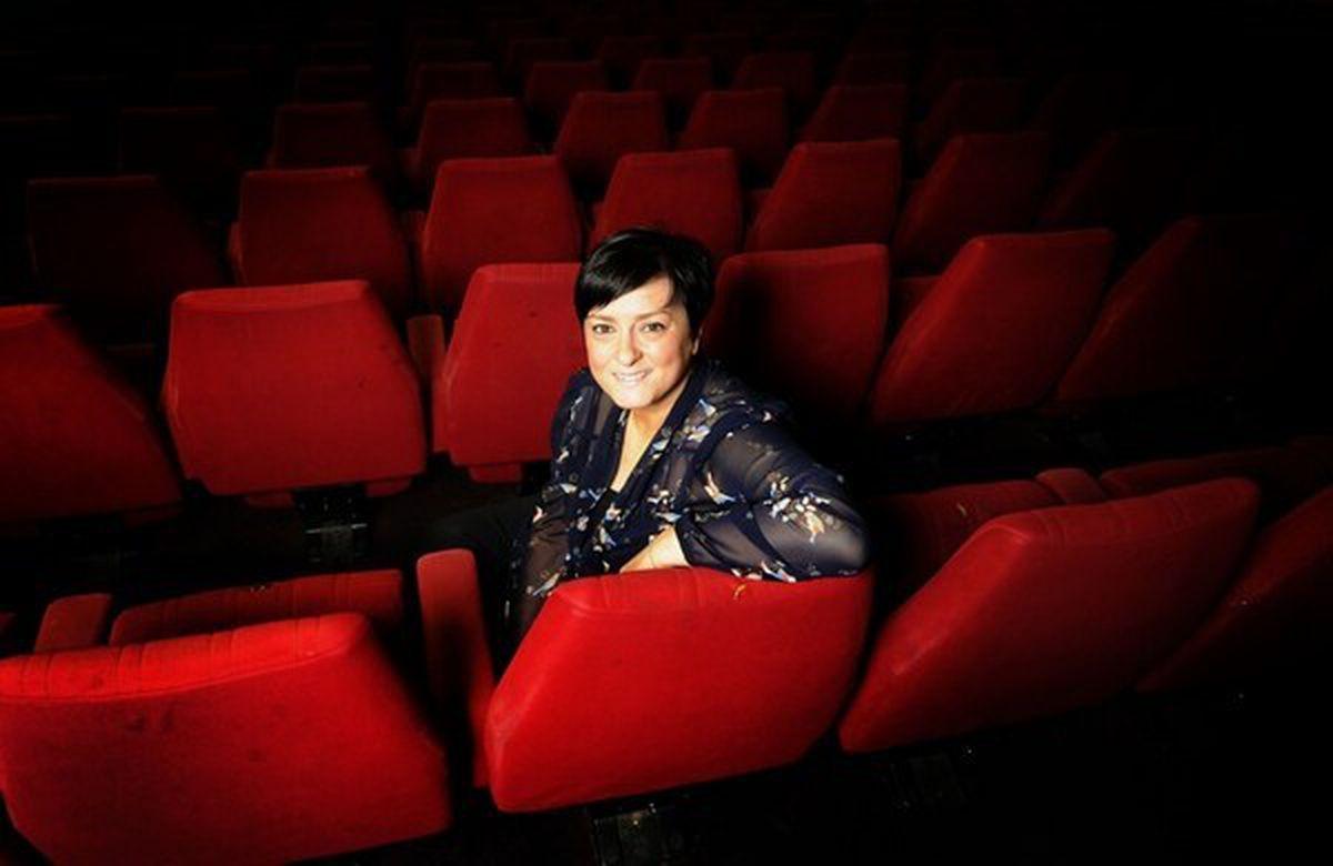 Kelly Jeffs, who runs the Light House cinema, Wolverhampton.