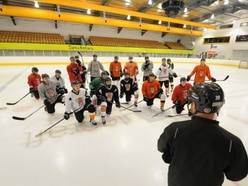 Meet Telford Tigers ice hockey team