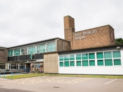 Headteacher at Barr Beacon School urges parents to park sensibly after pupil was hit