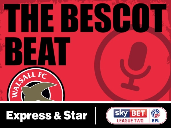 Bescot Beat - Season 2 Episode 8: Strong men, spiders and six goal wins
