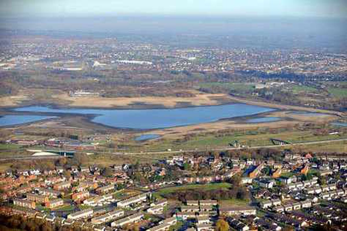 £5.5m work on Chasewater reservoir is finished