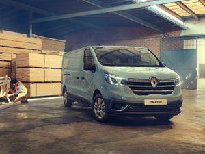 New Renault Trafic