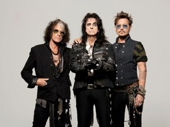 Johnny Depp, Alice Cooper and Joe Perry supergroup Hollywood Vampires announce new Birmingham date