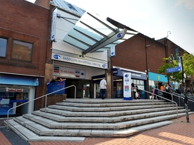 Future of Saddlers Centre at risk after M&S news - MP