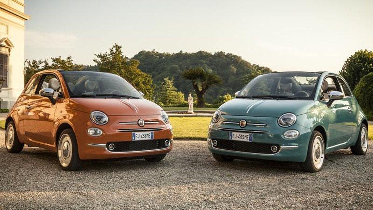 Fiat celebrates 60th anniversary of iconic 500 city car