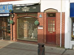Gluttons, in Tettenhall. Photo: Google Maps