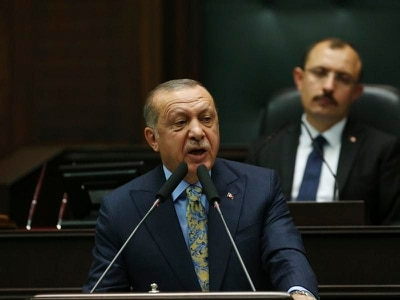 Khashoggi murder planned days in advance, says Turkey's President Erdogan