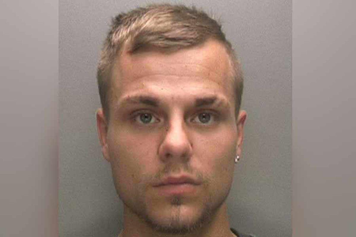 Brutal bully locked up for vicious rape of Good Samaritan