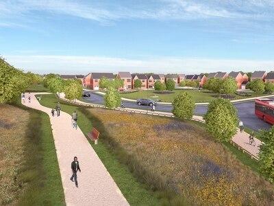 Approval given for work on multi-million pound Bilston Urban Village