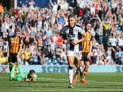 West Brom 3 Hull City 2 - Report and pictures