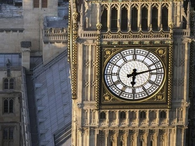 Brexit-backing MPs chime in on Big Ben's bong