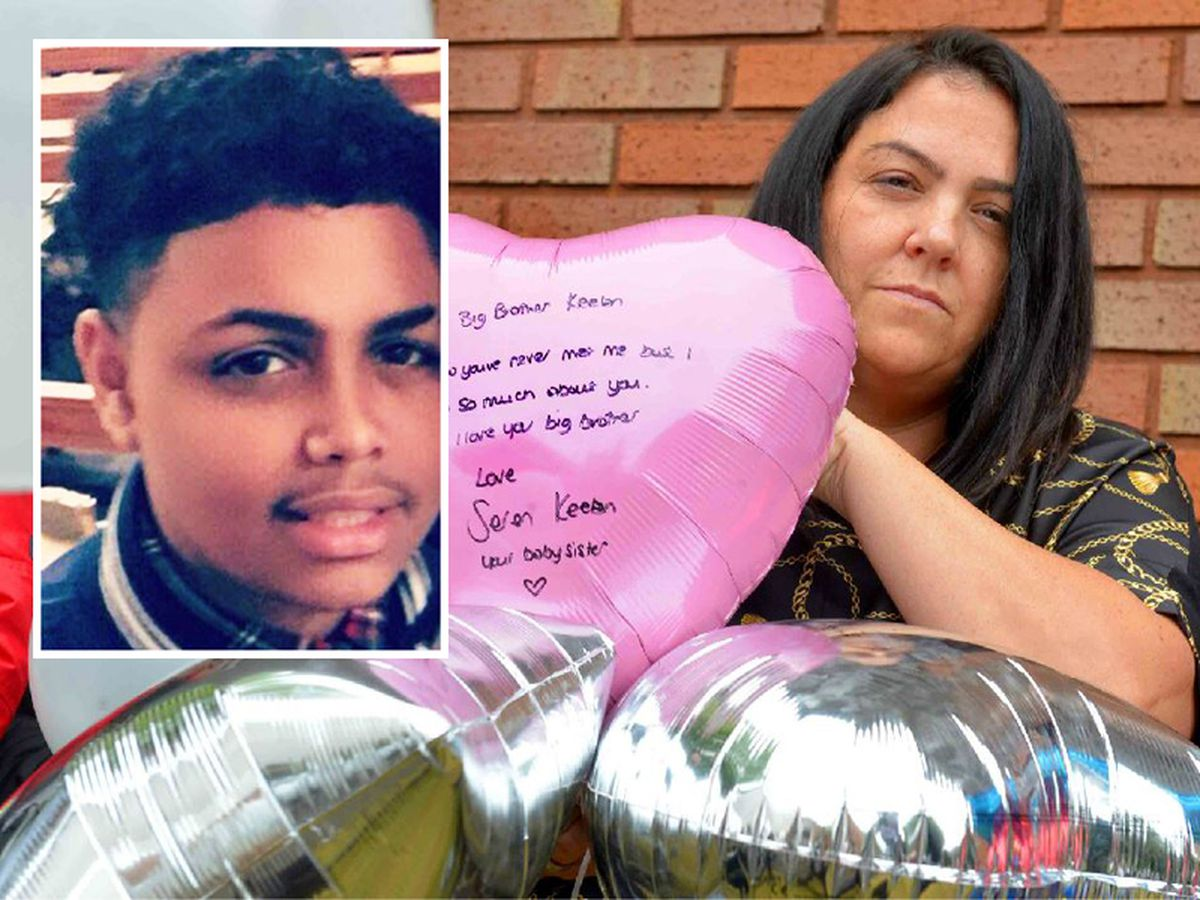 Keelan's mother, Kelly, says her son's death has ruined her whole life