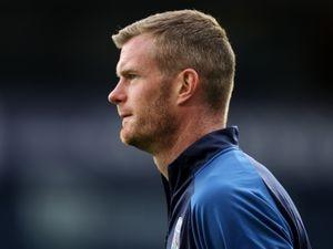 Chris Brunt of West Bromwich Albion. (AMA)