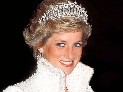 Andy Richardson: Princess of hearts, Diana was one of us