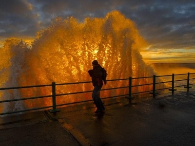 In Pictures: Stunning sea views win photography awards